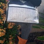 sac de ville gris argente 150x150 - Sac de ville - AURORE