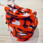 Bandeau orange et blanc tissu 150x150 - Bandeau orangé et blanc