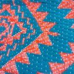 Echarpe CAMELIA tissu 150x150 - Écharpe - CAMELIA