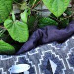 Sac de ville gris et ivoire ALICIA detail 150x150 - Sac de ville gris et ivoire ALICIA